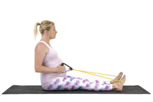Gravidträning- Rodd