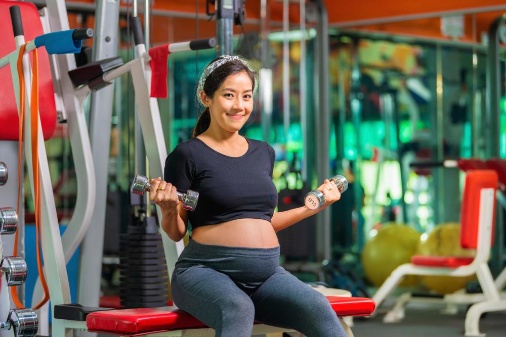 5 tips för att vara motiverad att träna under graviditeten